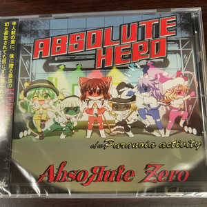 ABSOLUTE HERO【CD・パッケージ版】