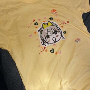 バフコの着ているTシャツ風Tシャツ【2周年記念】