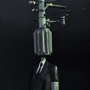 電柱さんあるいはMr. H Pole