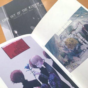 LOOK OUT OF THE WINDOW -IdentityV Fanart Book-
