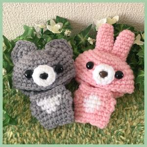 オオカミ&ウサギ (着ぐるみ)