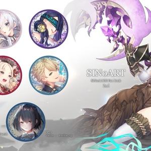 シノアリスイラスト集『SINoART』2nd
