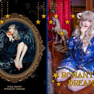 【紙写真集】ROMANTIC DREAM【ラスト3冊】