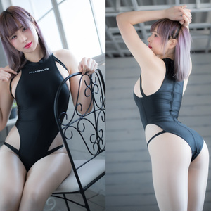 【紙写真集】競泳にストッキング【ラスト2冊!】
