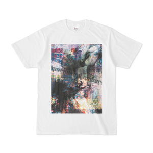 Sparks and Embers Tシャツ(白)