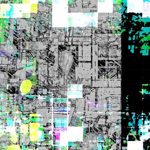 都市開発モザイクポーチ
