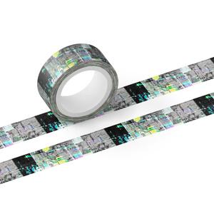 都市開発モザイクテープ