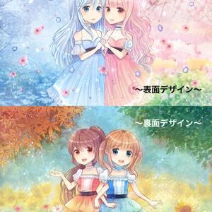 【通販限定】Chain of Flowersクリアファイル