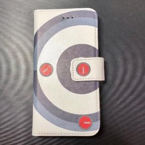 カーリングiPhoneケース(7,8対応。色、色々)