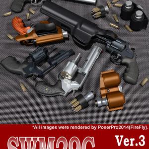 SWM29C for Poser