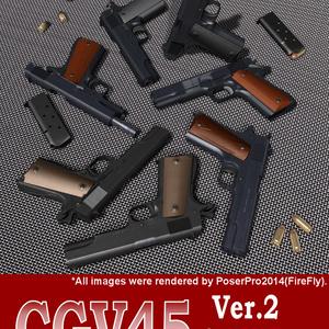 CGV45 for Poser