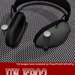 UN-EP02 for Poser