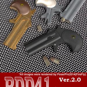 RDD41 for Poser