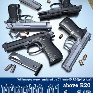 ITBRT9-01 for C4D
