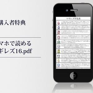 【美術品】マギレズ勢力図ポスターDX