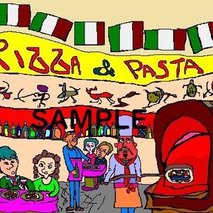 イタリアン(Italian restaurant)