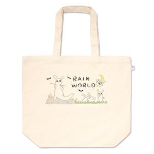 RAINWORLD:ナメクジネコのトートバッグ