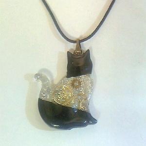 時をかける猫 ネックレス
