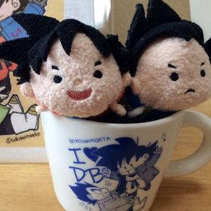 マグカップ(防寒着)