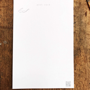 【NEW】Cream soda ポストカード