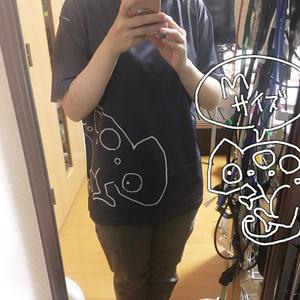 セナレオンTシャツ 紺