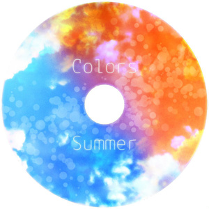 Colors/Summer(小説冊子+CD)