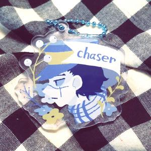 chaserアクキー