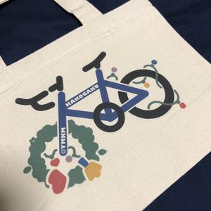 箱根学園クリスマストートバッグ