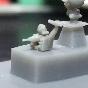 【受注生産】1/700 SGE-30 ゴールキーパー 1セット10基入 (3Dプリント製キット)※概要欄を最後まで必ずご覧ください