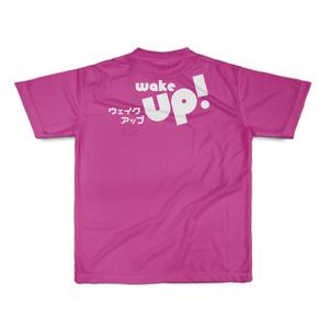 Wake Up! Tシャツ