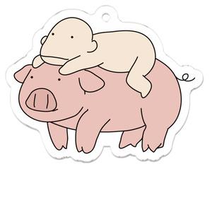 豚に乗るハンス