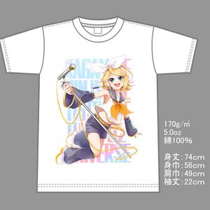 鏡音リンTシャツ(XL)