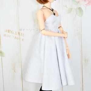 ドレス下ミディアムの型紙