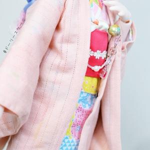羽織の型紙