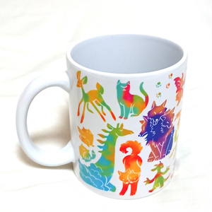 幻獣マグカップ