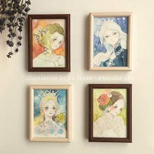 【原画】4人の花嫁(全3作品)