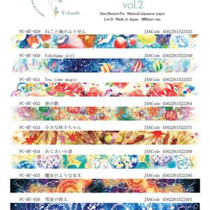 【マスキングテープ】Vol.2