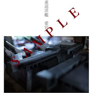 碧の肖像(艦これ 愛宕/フル艤装写真集)