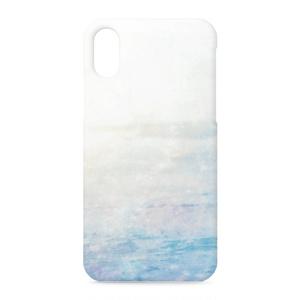 """miamoeba iPhone XS / Xケース """"water ripple"""""""