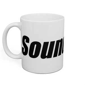 SoundRaveロゴ入り マグカップ