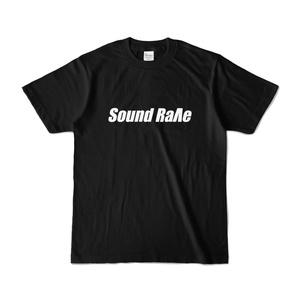 Sound RaveロゴTシャツ(インクジェット)