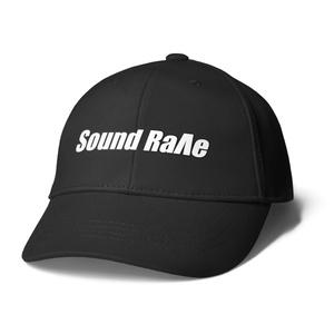 Sound Rave ロゴ入りキャップ