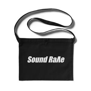 Sound Rave ロゴサコッシュ