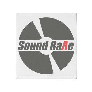 Sound Rave ロゴタオル