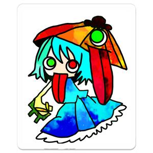 小傘のアクキー