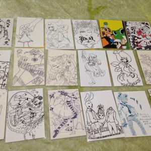 【オリジナル】ラミネートカード