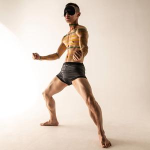 筋肉ピクチャーズ1.5 ~モデルにラインを引きました~