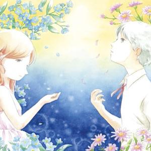 ポストカード「記憶の花」