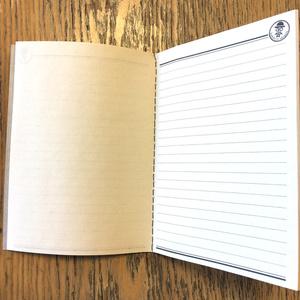 【A6サイズ】シンプルおじいさんノート