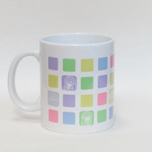 ごちうさマグカップ(B)(ご注文はうさぎですか?)